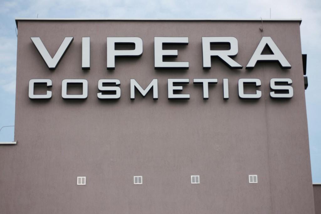 Litery przestrzenne Vipera5